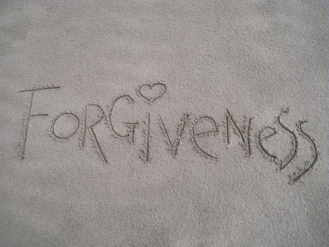 Jak przebacza Bóg?