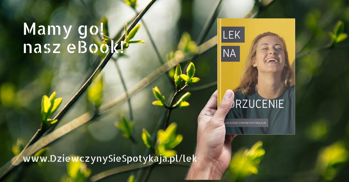 Lek na odrzucenie - eBOOK